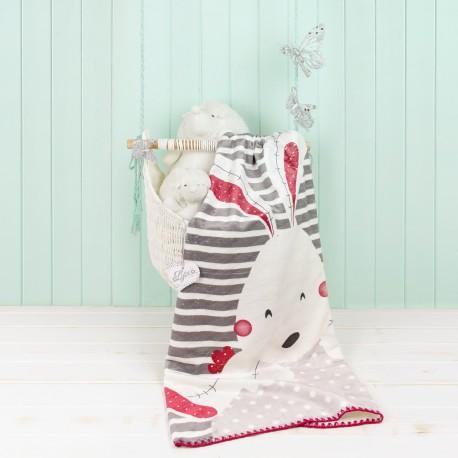 Arrullo Bunny Gris