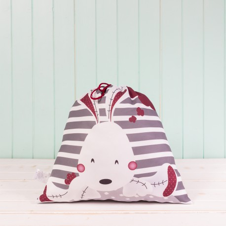 Bolsa Muda Bunny Gris